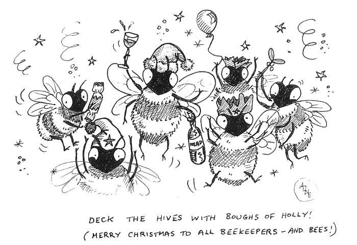 Christmas Cartoon Dec 2011